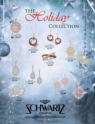 Holiday Jewelry Shopping Helps Brandon's Founation