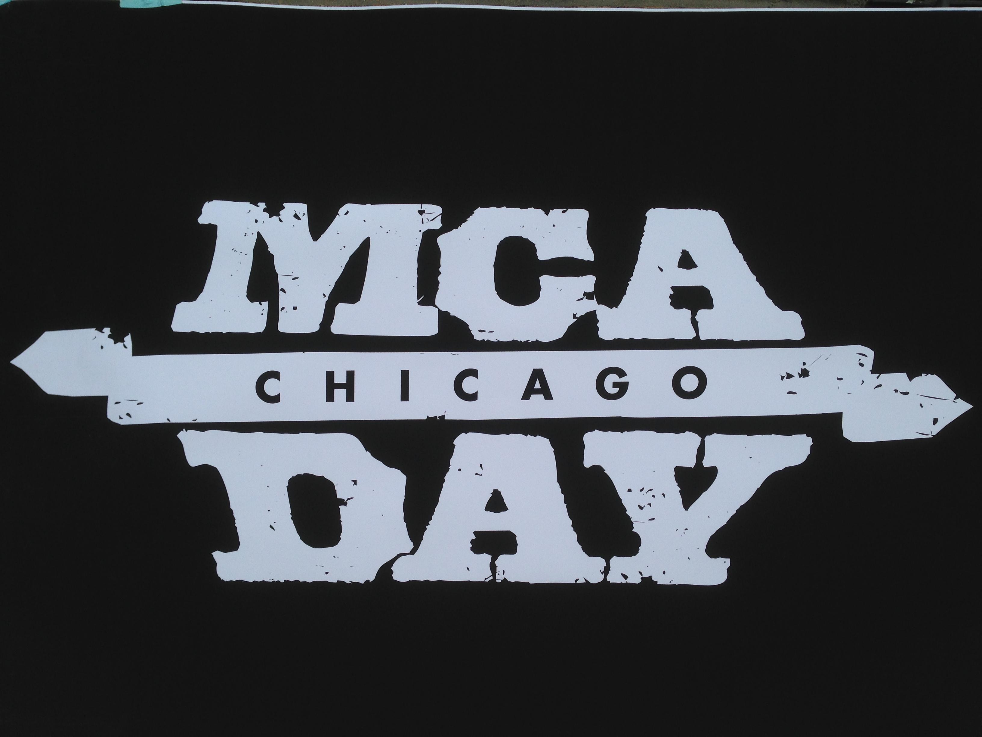 MCA Day Chigago to benefit Brandon's Foundation!