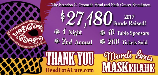 Mardi Gras MASKerade 2017 a success because of you!